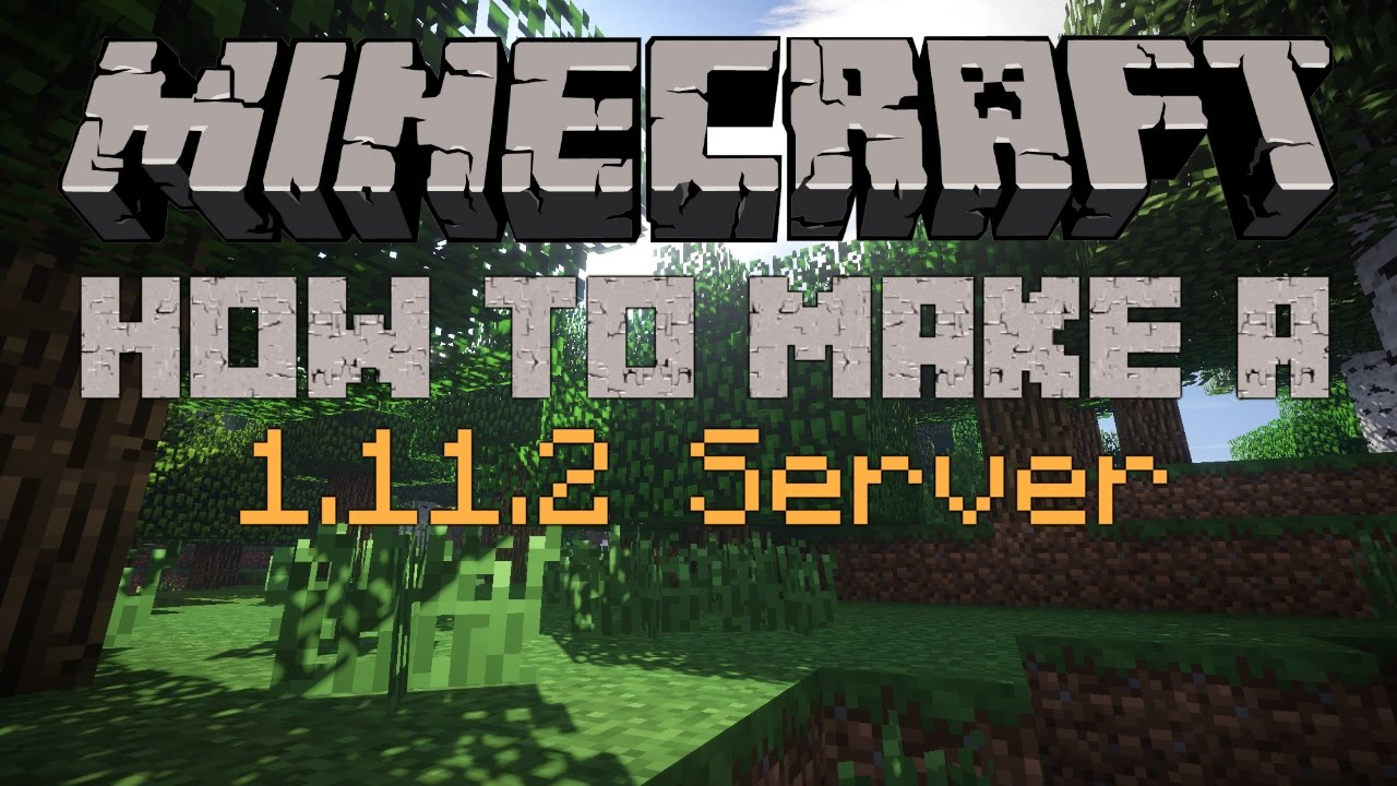How To Make A Minecraft Server Or Or YouTube - Minecraft privat server erstellen hamachi