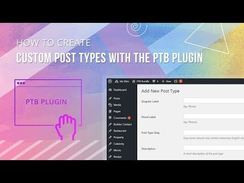 Post Type Builder Plugin • Themify