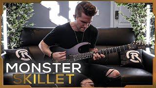 Monster - Skillet | Cole Rolland (Guitar Cover)