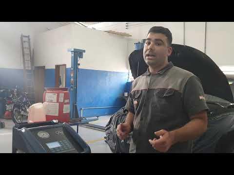 Troca Oleo Transmissao Cruze 2012 Com Maquina.