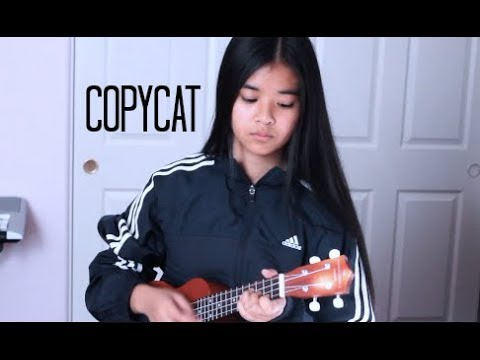 COPYCAT - Billie Eilish (Cover by Regina Pimentel)