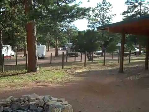 Wonderful MOUNTAINDALE CABINS + RV RESORT Colorado Springs Colorado