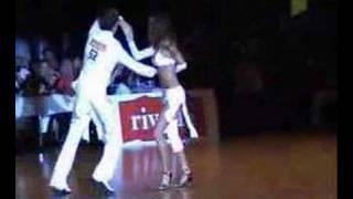 World Salsa Championships mix show Aytunç & Duygu