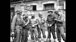 D Day/La Chaudiere Regiment/The Bucket Regiment