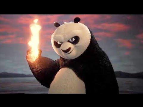 McDonalds 2011 Kung Fuu Panda 2 Set 8 CHINA