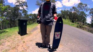 Dom Ferro | Comet Skateboards