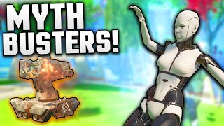 Black Ops 3 MYTHBUSTERS MANNEQUINS vs SCORESTREAKS MORE Call of Duty