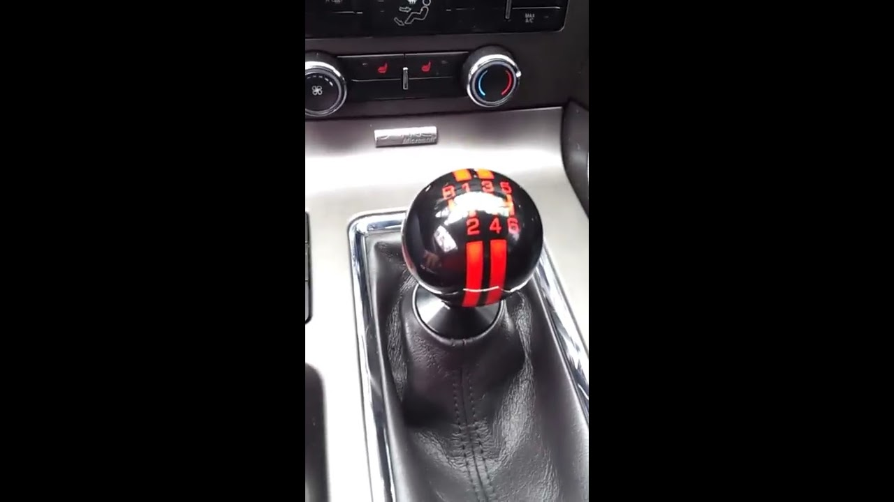 Penis stick shift knob