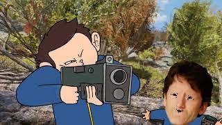 Fallout con amigos Parodia   ElRetah   Fullashede