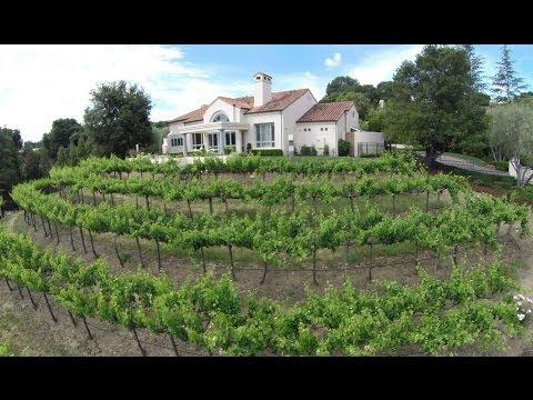 SOLD - Villa Colina - Saratoga Luxury Estate Tour | Michael Nevis