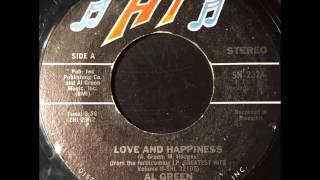 Al Green - Love & Happiness - SOUL 1973