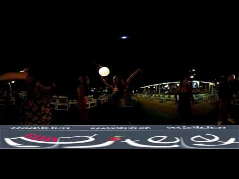 360 VR | International Women's Day Party at Our Shack | Part  1 | Goa Nite Life