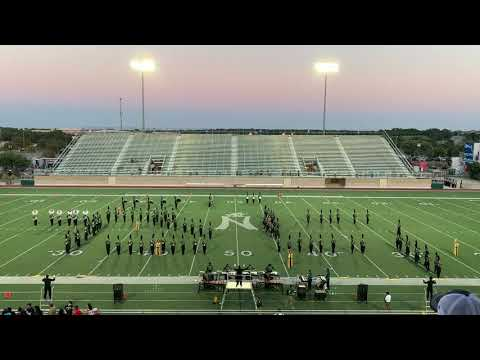 Oliver wendell Holmes high school uil marching band 2019/2020