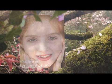 Peytons Fairy Garden Birthday Video