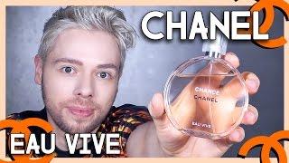 review CHANEL CHANCE EAU VIVE