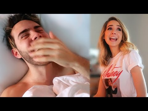 MY MOST EMBARRASSING ZALFIE MOMENT!