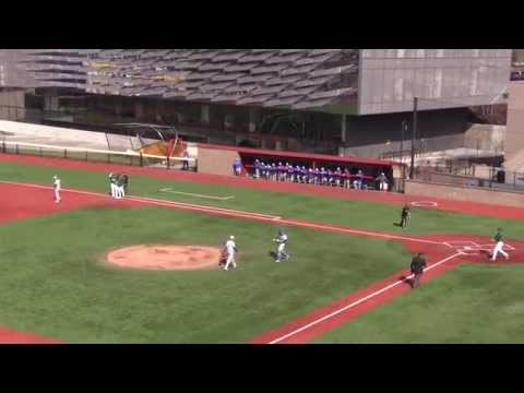 D1 Baseball ... Binghamton University vs University of Massachusetts Lowell ... 4-6-15 ... game 1