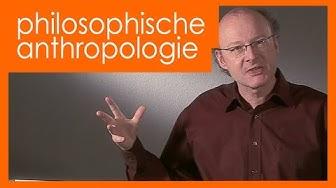 Philosophische Anthropologie | Michael Bordt