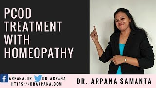 PCOD Polycystic Ovarian Disease Treatment With Homeopathy