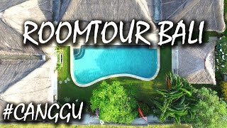 Gambar cover Geniale Airbnb Luxus Villa auf Bali in Canggu - Villa Casabek Roomtour - Indonesien