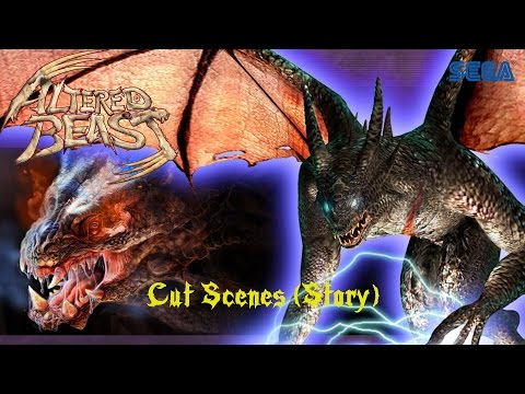 Project Altered Beast: Cut Scenes (Story)