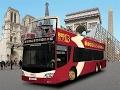 Paris - Big Bus Tours -  Giro della città in bus scoperto
