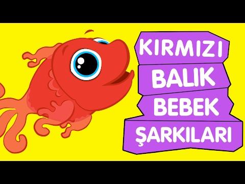 Kırmızı Balık | Bebek Şarkıları | Sevimli Dostlar Çizgi Film Çocuk Şarkıları 2016 | Adisebaba TV