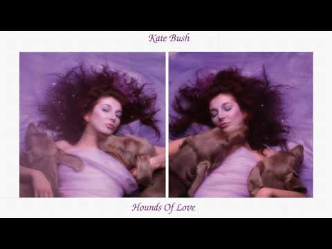 "Kate Bush ‎""  Hounds Of Love "" Reissue, Remastered, Bonus Tracks Full Album HD"