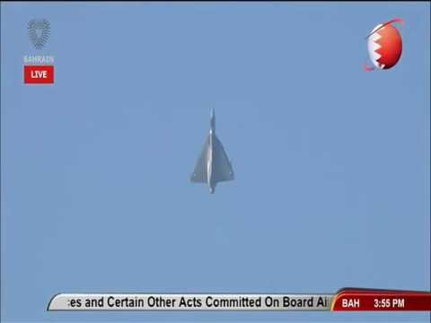 HAL Tejas Bahrain Air Show 2016