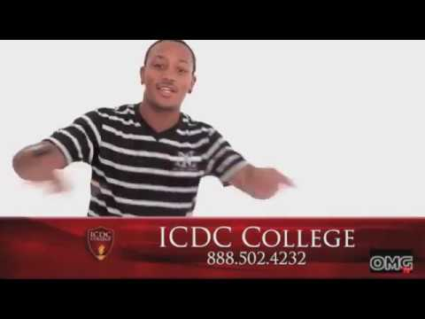 "2017: My ""College Collage"" of ICDC College & Education Connection Commercials"
