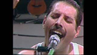 1. Bohemian Rhapsody (Queen Live At Live Aid: 13/7/1985) filmed concert