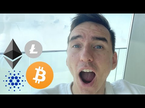 MY NEW CRAZY BITCOIN TRADE TODAY!!!!!!! ALTCOINS GOING 10X IN MASSIVE ALTSEASON!!!