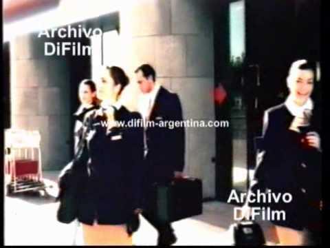 DiFilm - Publicidad Lineas Aéreas Iberia (1998)