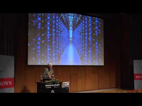 "2013 Family Weekend Keynote: ""Live and Learn: How Big Data and Machine Learning Power the Internet"""