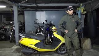 HONDAスペイシー100(JF13)ワンオーナー参考動画:意図せず歴史を動かしたバイク