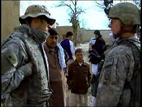 Building Trust in Afghanistan