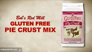 Gluten Free Pie Crust Mix | Bob's Red Mill