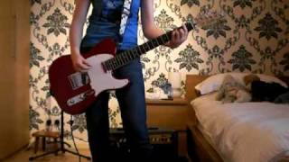 Five Colours in her Hair-McFly Guitar Cover (American Version)