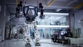 METHOD 1 un increible robot gigante
