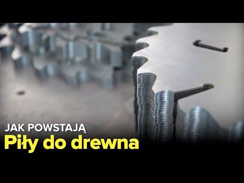 Jak Powstają Piły Do Drewna? - Fabryki W Polsce