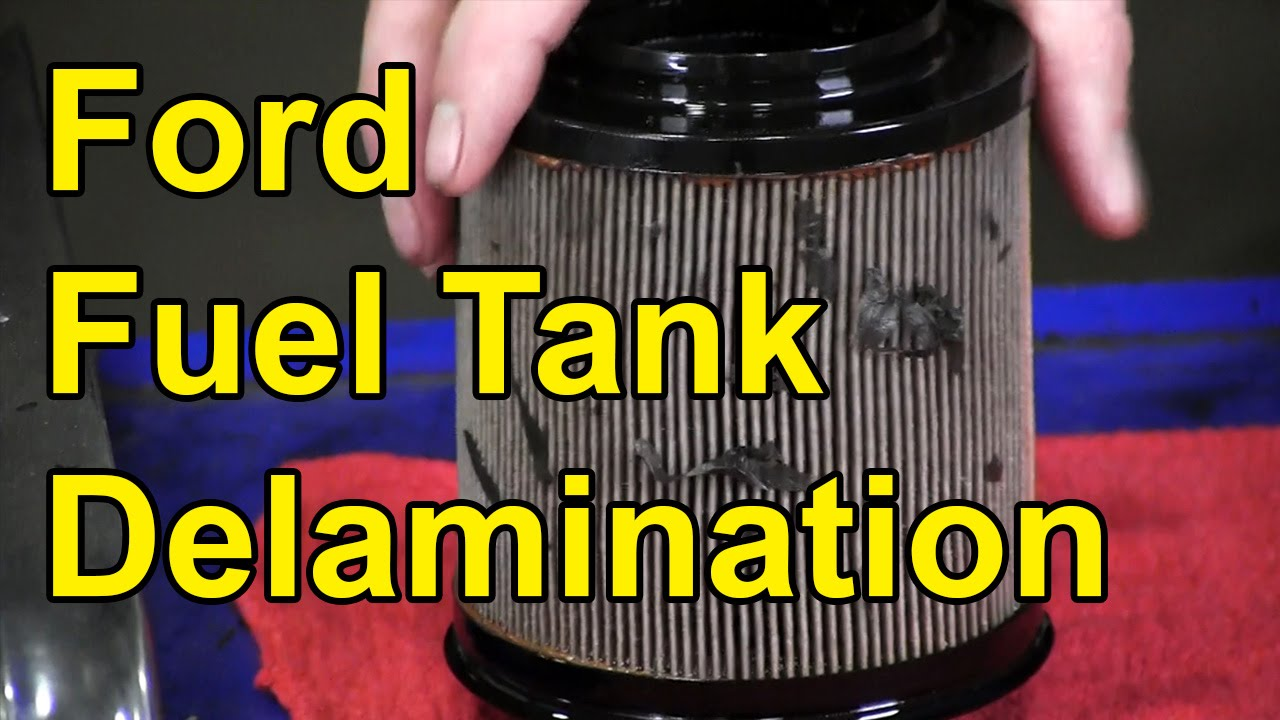 medium resolution of ford fuel tank delamination every 99 16 ford cab chassis owner should know this