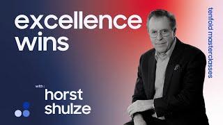 9 June 2021 Masterclass with Horst Schulze | Tenfold Australia