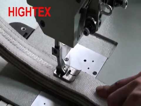 266 1 machine a coudre industrielle point droit et zig zag pour mati res lourdes youtube - Machine a coudre point zig zag ...