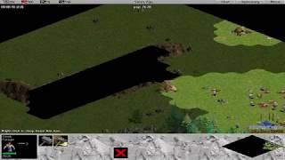Game chiến chuật AOE | Kèo solo đỉnh cao | Vịt quay