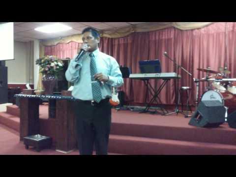 Pastor Jose Contreras- 10/30/2016 Parte 1 de 2