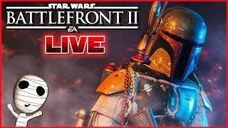 Tot nützt er mir nichts! 🔴 Star Wars Battlefront 2 // PS4 Livestream