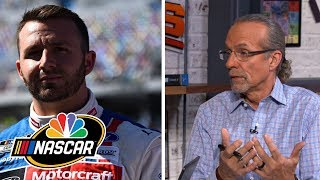 Which NASCAR drivers currently in the playoffs will stay?   NASCAR America   Motorsports on NBC
