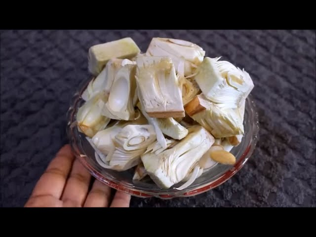 Kathal Ki Sabji - इस तरीके से बनाये कटहल की सब्जी स्वाद ऐसा की उंगलियां चाटते रह जाओगे - Jackfruit