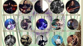 "Utsav Manga Presents - ""The Great Indian Melodic Guitar Jam"" Feat. Hedras Ramos | Alex Campbell"