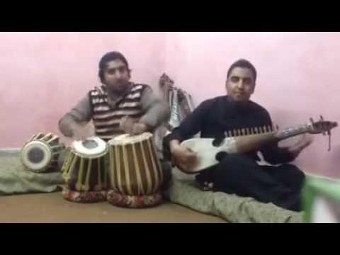 Dil ke tanhai ko .. Rabab tune